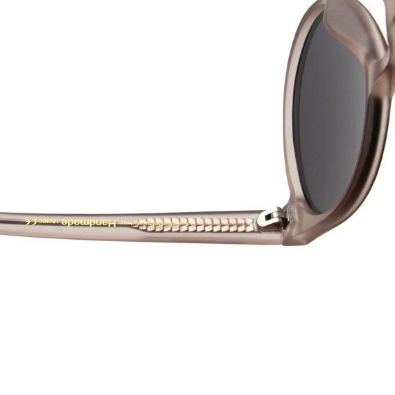 A.Kjaerbede zonnebril model MARVIN mat grijs met grijze glazen AKsunnies bril sunglasses