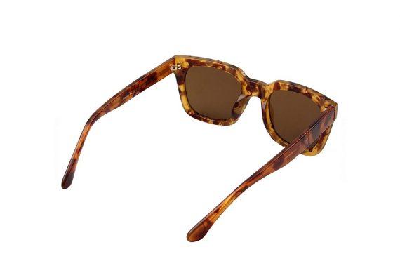 A.Kjaerbede zonnebril model NANCY licht bruin tortiose met bronze glazen AKsunnies bril sunglasses