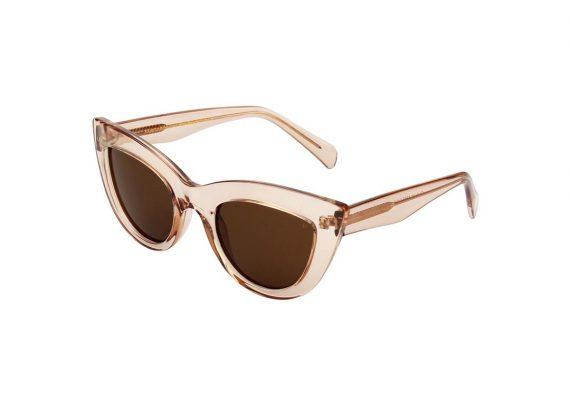 A.Kjaerbede zonnebril model Stella champagne met bronze glazen AKsunnies bril sunglasses