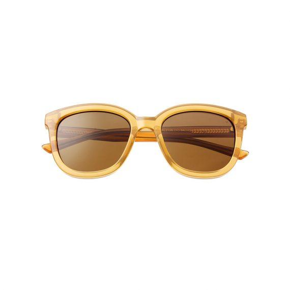 A.Kjaerbede zonnebril model BILLY kleur licht bruin met bronze glazen AKsunnies bril sunglasses Akjaerbede eyewear