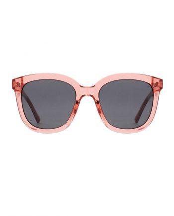 A.Kjaerbede zonnebril model BILLY kleur roze met grijze glazen AKsunnies bril sunglasses Akjaerbede eyewear