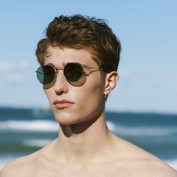 A.Kjaerbede zonnebril model HELLO AKsunnies bril sunglasses Akjaerbede eyewear