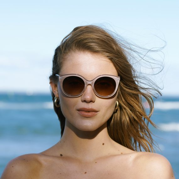 A.Kjaerbede zonnebril modelBUTTERFLY AKsunnies bril sunglasses Akjaerbede eyewear