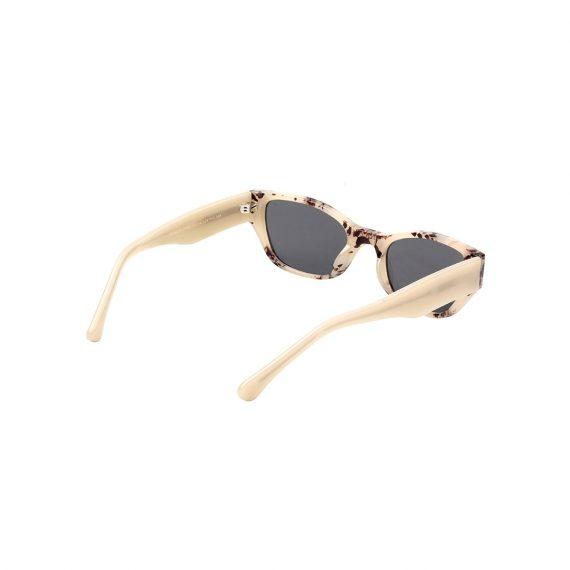 A.Kjaerbede zonnebril model KANYE kleur hoorn met grijze glazen AKsunnies bril sunglasses Akjaerbede eyewear